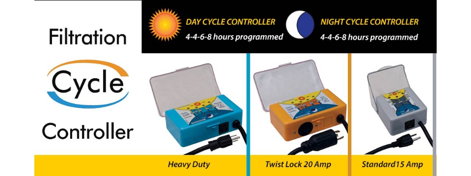 Blue Torrent / Filtration Cycle Controllers